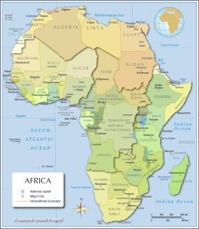 africa-political-map
