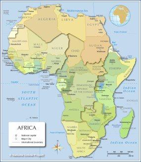 africa-political-map
