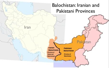 Balochistan-Iran-Pakistan