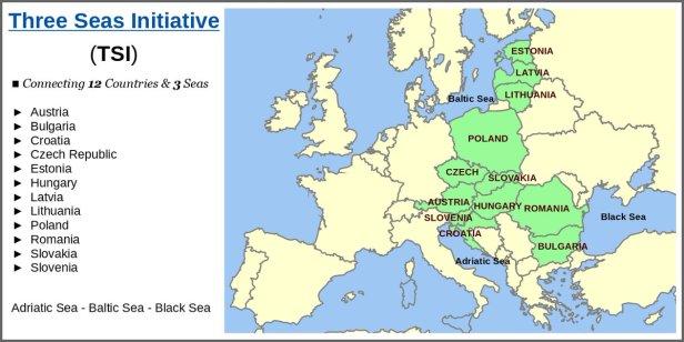 Three seas initiative TSI