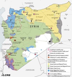 Syria now